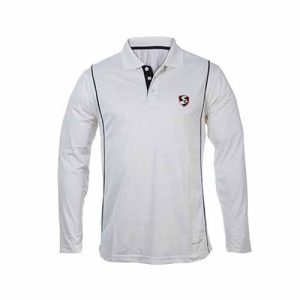 SG Icon Full Sleeves Cricket T-Shirt