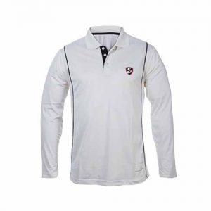SG Icon Full Sleeves Cricket T-Shirt