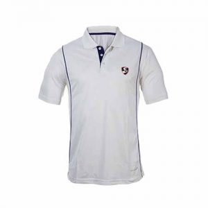 SG Icon Half Sleeves Cricket T-Shirt