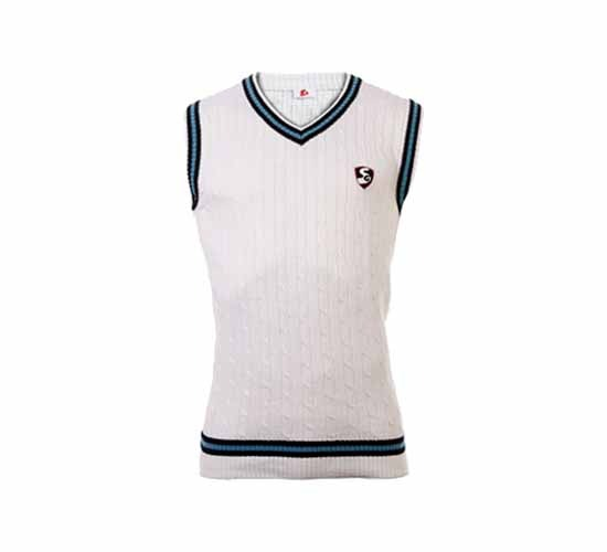 SG Icon Sleeveless Sweater