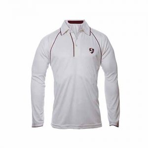 SG Premium Full Sleeves Cricket T-Shirt
