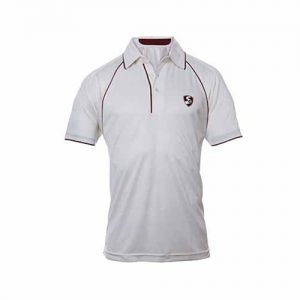 SG Premium Half Sleeves Cricket T-Shirt