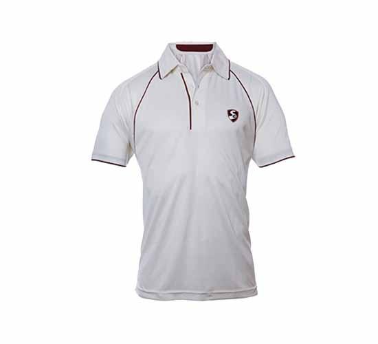 SG Premium Half Sleeves Cricket T-Shirt