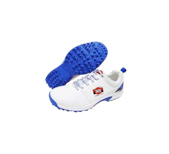 SS Camo 9000 Cricket Shoes - Blue1
