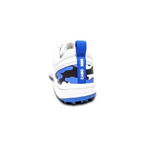 SS Camo 9000 Cricket Shoes - Blue2