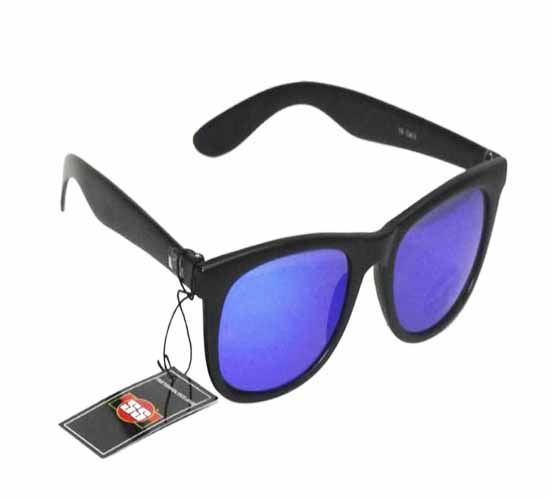 SS Classy Blue With Black Frame Sunglasses