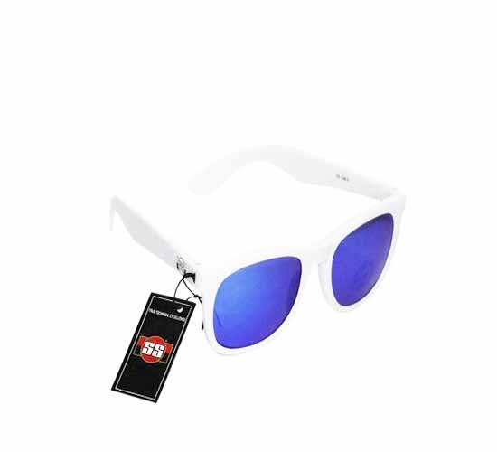 SS Classy Blue With White Frame Sunglasses