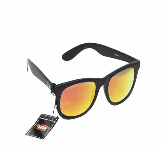 SS Classy Red With Black Frame Sunglasses