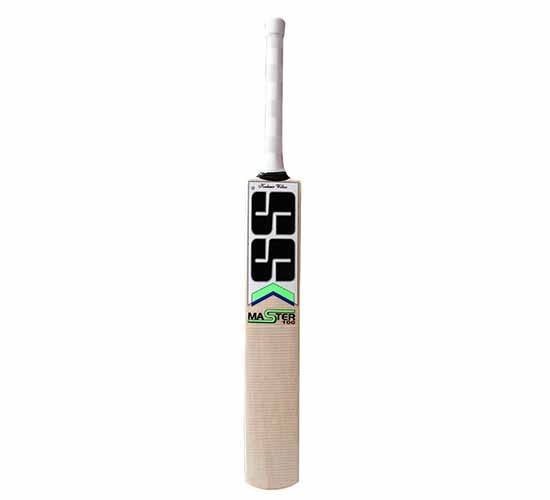 SS Master 100 Kashmir Willow Cricket Bat2