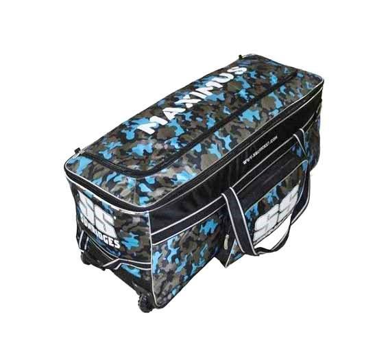 SS Maximus (Camo) Cricket Kit Bag