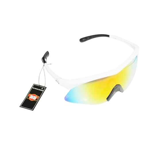 SS Prime Rainbow With White Frame Sunglasses