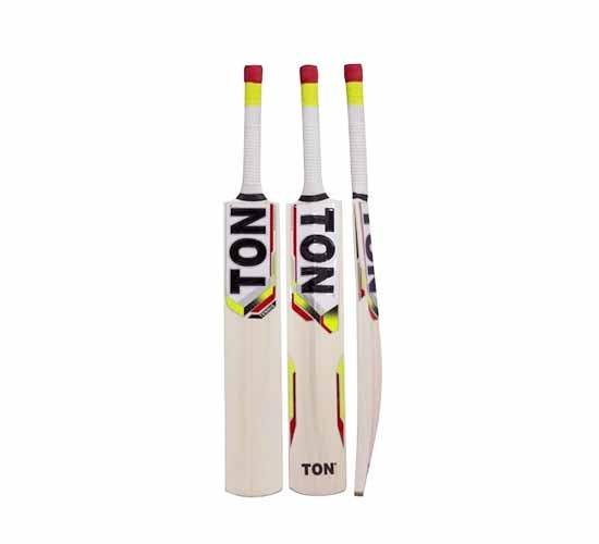 SS TON Tennis Kashmir Willow Cricket Bat