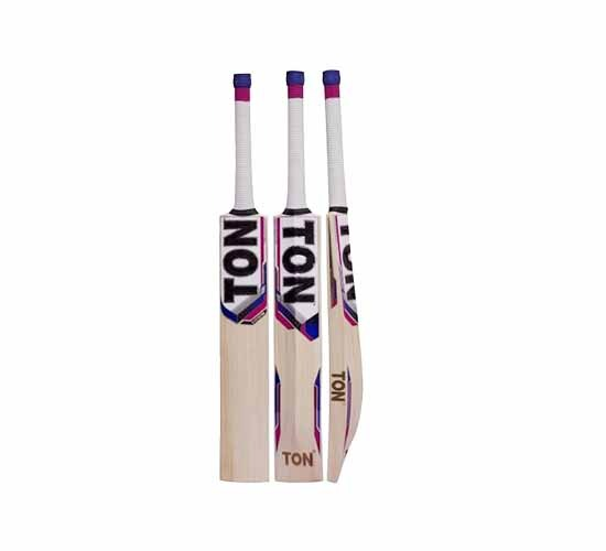 SS Ton Silver Edition English Willow Cricket Bat