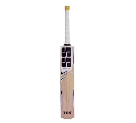 SS White Edition Gold Kashmir Willow Cricket Bat1