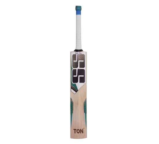 SS White Edition green English Willow Cricket bat1