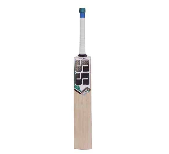 SS White Edition green English Willow Cricket bat2