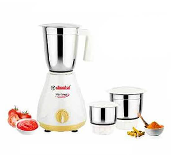 Sheetal Karizma Mixer Grinder_450 Watts_1