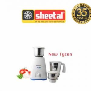 Sheetal New Tycon Mixer Grinder_450 Watts_New