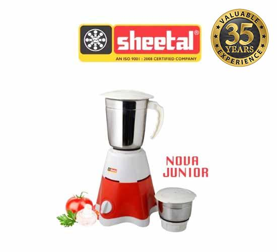 Sheetal Nova Junior Mixer Grinder_400 Watts_New