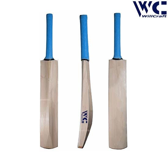 WillCraft K20 Kashmir Willow Plain Cricket Bat