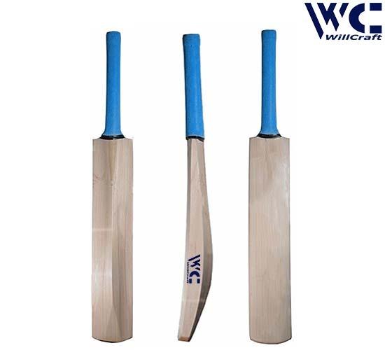 WillCraft K20 Kashmir Willow Plain Cricket Bat