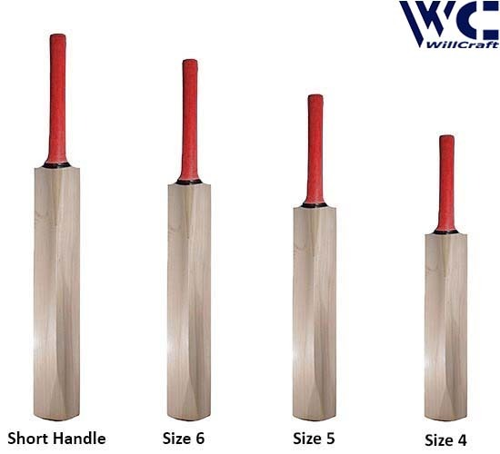 WillCraft K30 All Kashmir Willow Plain Cricket Bat