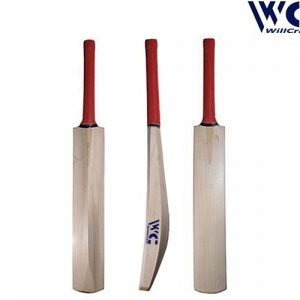 WillCraft K30 Kashmir Willow Plain Cricket Bat