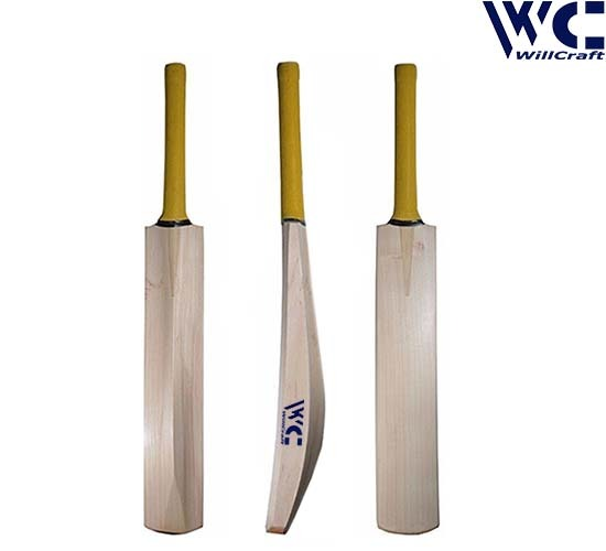 WillCraft K40 Main Kashmir Willow Plain Cricket Bat