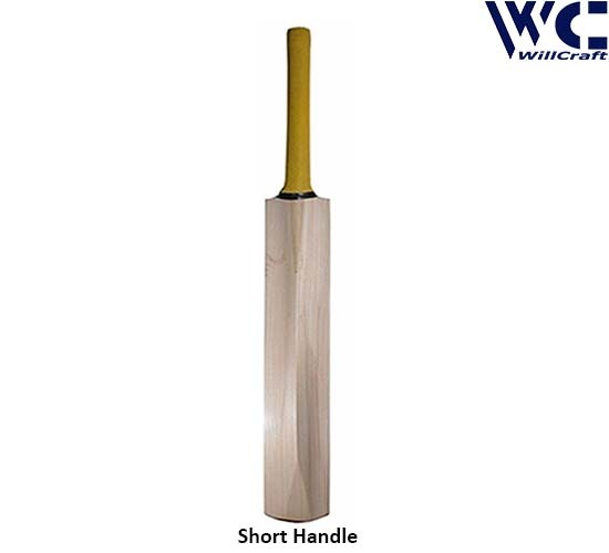 WillCraft K40 all Kashmir Willow Plain Cricket Bat
