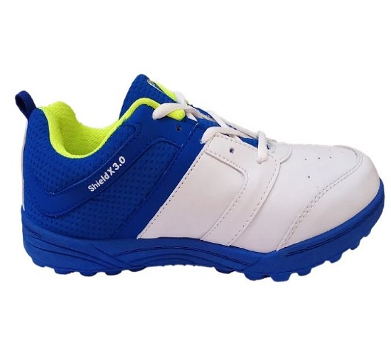SG Shield X3 Cricket Shoes Studs2