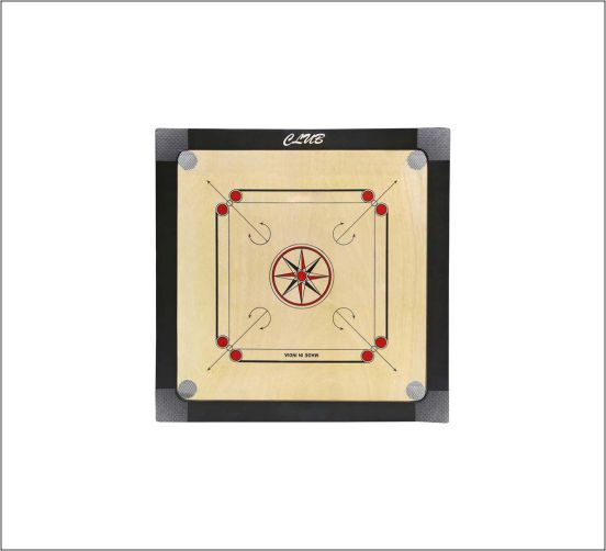 WillCraft-Club-Wooden-Carrom-Board-18X18-inches