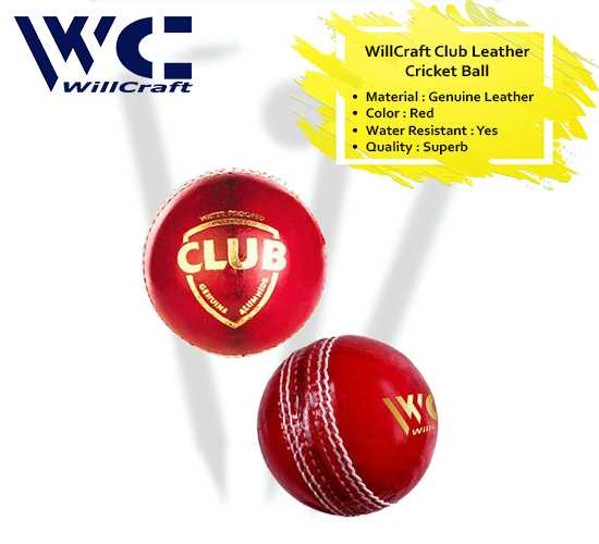 WillCraft Club ball_cover image