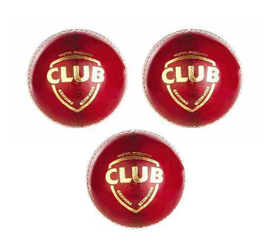 WillCraft Club ball_pack of 3