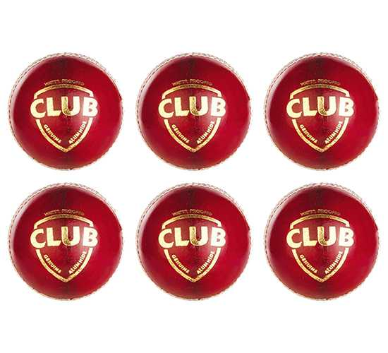 WillCraft Club ball_pack of 6