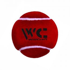 WillCraft Cricket Tennis Ball Red