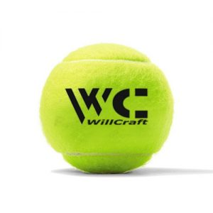 WillCraft Cricket Tennis Ball_Yellow