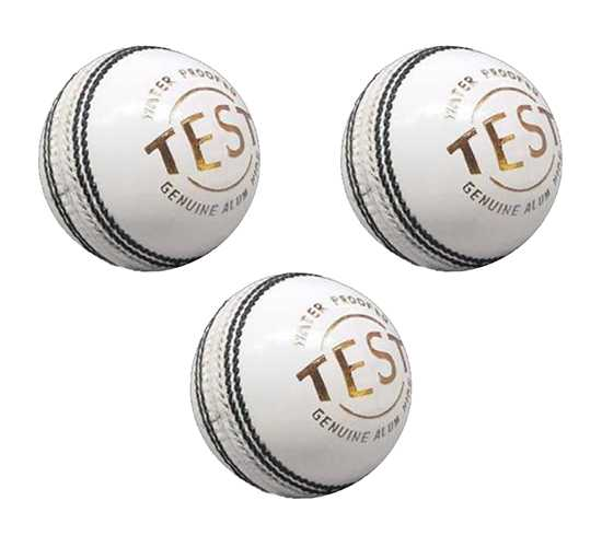 WillCraft Test Ball_ white_pack of 6