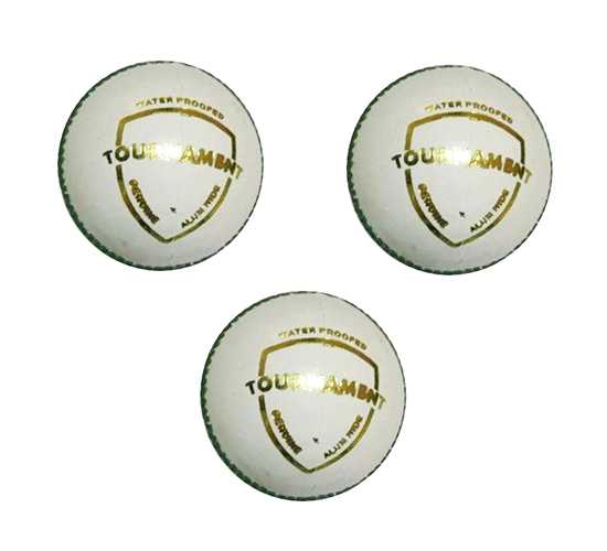 WillCraft Tournament Ball_White_Pack of 3