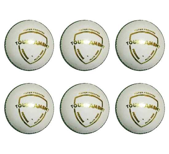 WillCraft Tournament Ball_White_Pack of 6