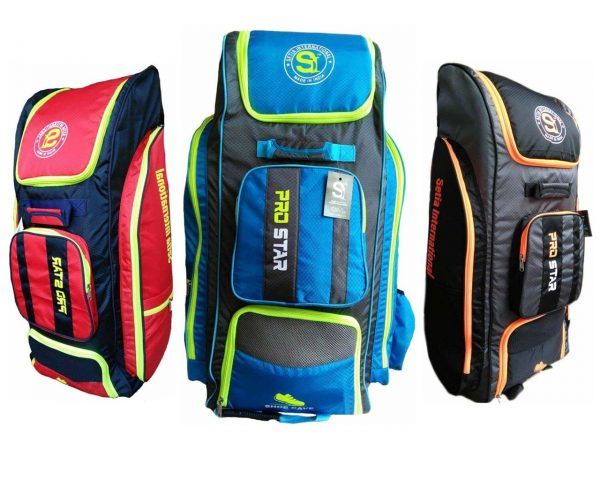 Setia International Player Edition Pro Star Kit Bag_ Cover