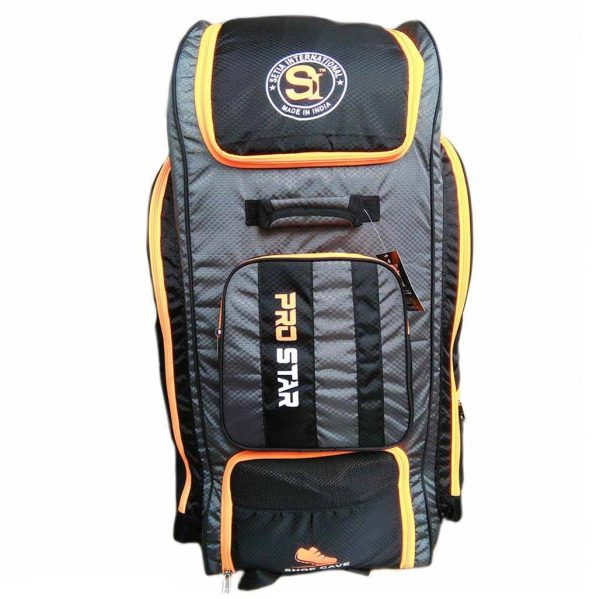 Setia International Player Edition Pro Star Kit Bag_Black