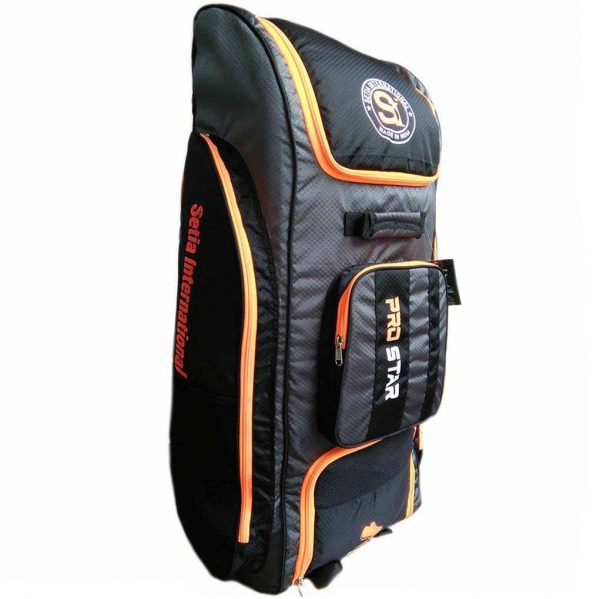 Setia International Player Edition Pro Star Kit Bag_Black.1