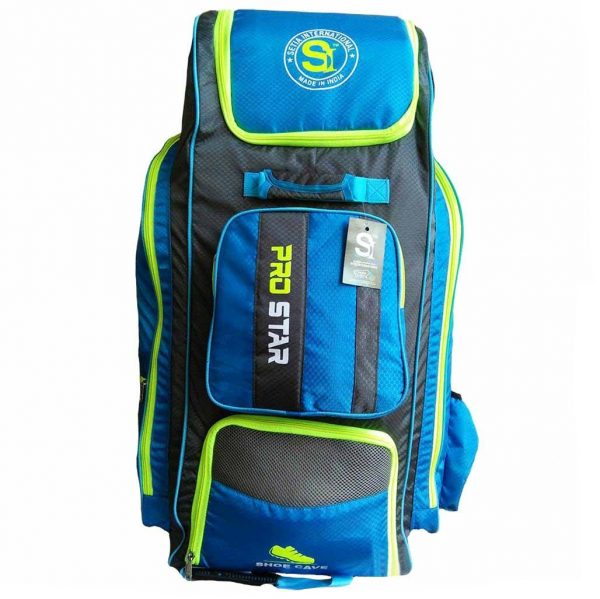 Setia International Player Edition Pro Star Kit Bag_Blue