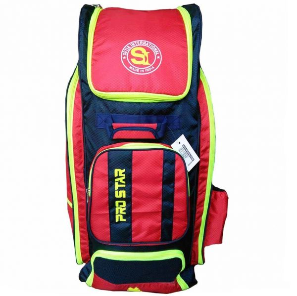 Setia International Player Edition Pro Star Kit Bag_Red