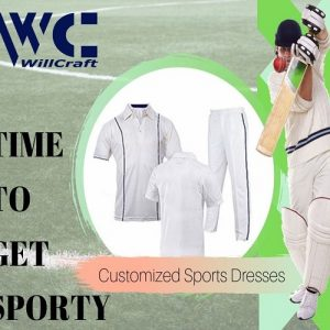 WillCraft Cricket Custom Dresses 1