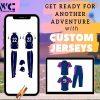 WillCraft Cricket Custom Dresses 2