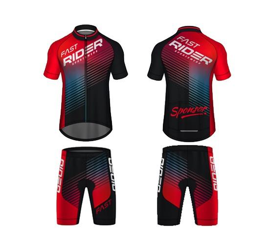 WillCraft Cycling Custom Dresses1