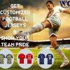 WillCraft Football Custom Dresses 2