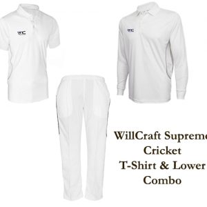 WillCraft Supreme T-Shirt & Lower Combo_all sleeves