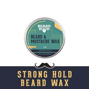 Beardhood Beard & Mustache Wax